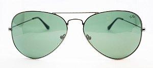Óculos de Sol Masculino Chilli Beans Aviador Onix