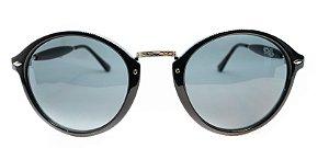 Óculos de Sol Chilli Beans Unissex Redondo Preto