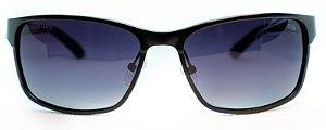 Óculos de Sol Chilli Beans Masculino Quadrado Preto