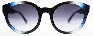 Óculos de Sol Feminino Chilli Beans Redondo Azul