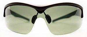 Óculos de Sol Masculino Chilli Beans Esporte Verde Escuro