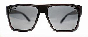 Óculos de Sol Unissex Chilli Beans Quadrado Preto