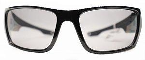 Óculos de Sol Masculino Chilli Benas Esportivo Preto