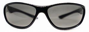 Óculos de Sol KIDS Masculino Chilli Beans Quadrado Preto