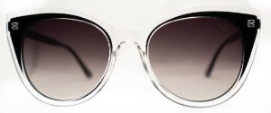 Óculos de Sol Feminino Chilli Beans Quadrado Cinza