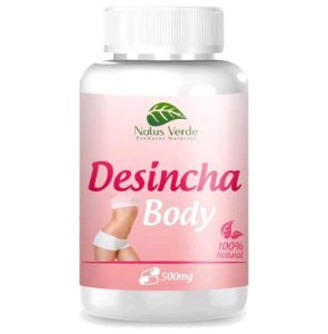 Desincha Body - 60 caps de 500Mg (Kits)