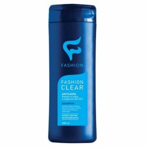 Shampoo Anticaspa Fashion Clear - 200Ml