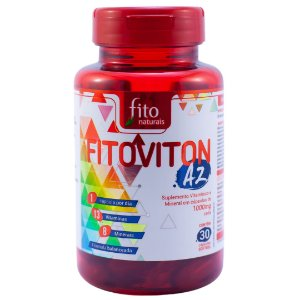 Polivitamínico Fitoviton AZ - 30 Caps de 1000Mg