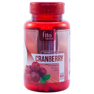Cranberry - 60 Caps de 500Mg
