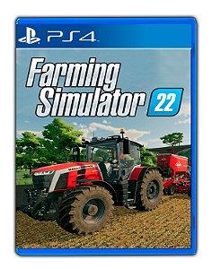 Farming Simulator 22 PS4 Mídia Digital