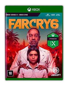 Far Cry 6 Xbox One Mídia Digital