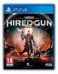 Necromunda Hired Gun PS4 Mídia Digital