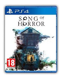 SONG OF HORROR PS4 Mídia Digital