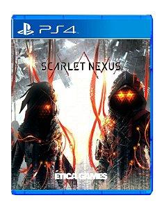 SCARLET NEXUS PS4 Mídia Digital