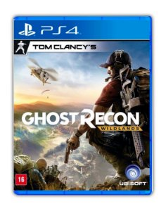 Tom Clancys Ghost Recon Wildlands PS4 Mídia Digital