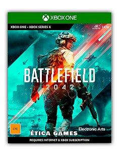 Battlefield 6 2042 Xbox One Mídia Digital