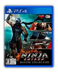 NINJA GAIDEN Master Collection PS4 Mídia Digital
