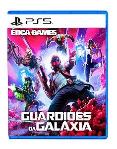 Guardiões da Galáxia da Marvel PS5 Mídia Digital