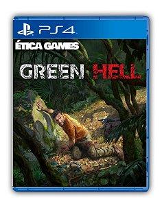 Green Hell PS4 Mídia Digital