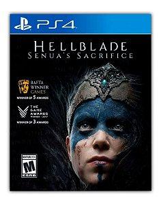 Hellblade Senuas Sacrifice PS4 Mídia Digital