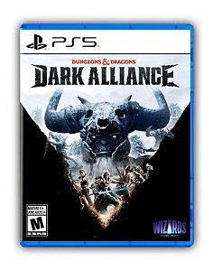 Dark Alliance PS5 Mídia Digital