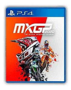 MXGP 2020 The Official Motocross Videogame Ps4 Mídia Digital