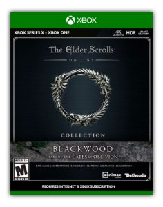 The Elder Scrolls Online Collection: Blackwood Xbox One Mídia Digital