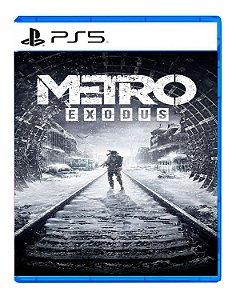 Metro Exodus PS5 Mídia Digital