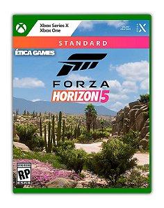 Forza Horizon 5 Edição Padrão Xbox Series X|S Mídia Digital