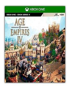 Age of Empires IV Xbox One Mídia Digital