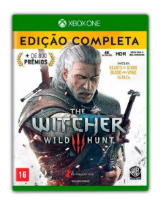 The Witcher 3: Wild Hunt – Complete Edition Xbox One Mídia Digital