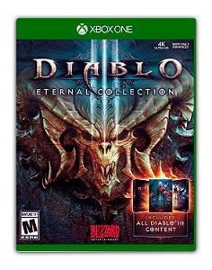 Diablo 3 III Eternal Collection Xbox One Mídia Digital