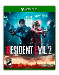 Resident Evil 2 Remake Xbox One Mídia Digital