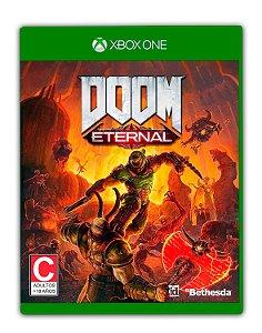 DOOM Eternal Standard Edition Xbox One Mídia Digital