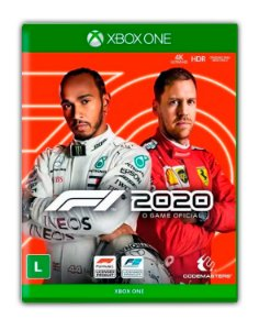 F1 2020 Formula 1 20 Xbox One Mídia Digital