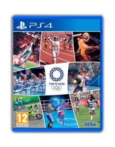 Olympic Games Tokyo 2020 – The Official Video Game PS4 Mídia Digital - Olimpíadas de Tokyo 2020