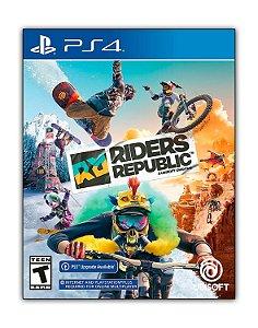 Riders Republic PS4 Mídia Digital