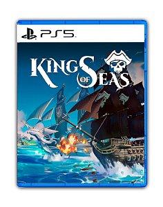 King of Seas PS4 PS5 Mídia Digital
