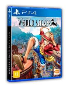 ONE PIECE World Seeker PS4 Mídia Digital
