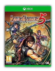 SAMURAI WARRIORS 5 Xbox One Mídia Digital