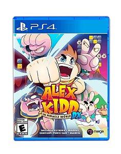 Alex Kidd in Miracle World DX PS4 Mídia Digital