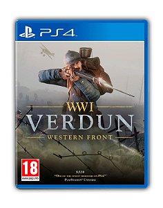 Verdun PS5 PS4 Mídia Digital
