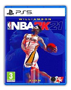 NBA 2K21 Next Generation PS5 Mídia Digital