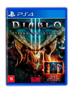 Diablo 3 - III: Eternal Collection PS4 Mídia Digital
