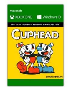 Cuphead Xbox One Midia Digital