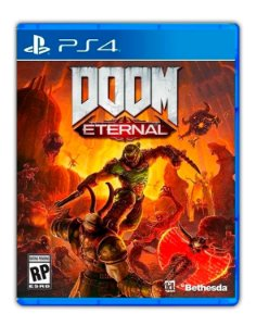 DOOM Eternal Standard Edition PS4 Mídia Digital