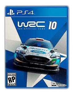 WRC 10 - Standard Edition PS4 Mídia Digital