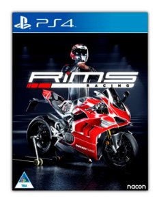 RIMS Racing - Standard Edition PS4 Mídia Digital