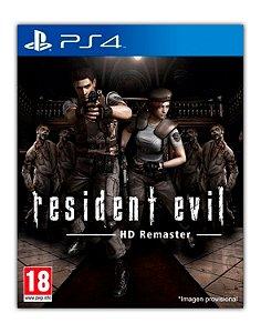 Resident Evil PS4 Mídia Digital