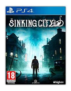 The Sinking City Ps4 Mídia Digital